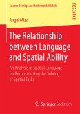 The Relationship between Language and Spatial Ability (eBook, PDF)
