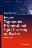 Positive Trigonometric Polynomials and Signal Processing Applications (eBook, PDF)