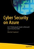 Cyber Security on Azure (eBook, PDF)