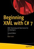 Beginning XML with C# 7 (eBook, PDF)