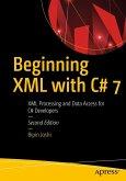 Beginning XML with C# 7 (eBook, PDF)
