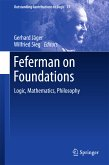 Feferman on Foundations (eBook, PDF)