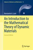 An Introduction to the Mathematical Theory of Dynamic Materials (eBook, PDF)