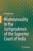 Homosexuality in the Jurisprudence of the Supreme Court of India (eBook, PDF)