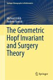 The Geometric Hopf Invariant and Surgery Theory (eBook, PDF)