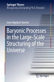 Baryonic Processes in the Large-Scale Structuring of the Universe (eBook, PDF)