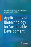 Applications of Biotechnology for Sustainable Development (eBook, PDF)