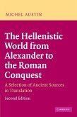 Hellenistic World from Alexander to the Roman Conquest (eBook, ePUB)