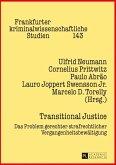 Transitional Justice (eBook, PDF)