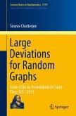Large Deviations for Random Graphs (eBook, PDF)