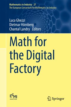 Math for the Digital Factory (eBook, PDF)