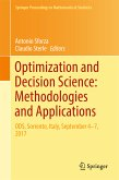Optimization and Decision Science: Methodologies and Applications (eBook, PDF)