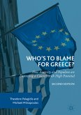 Who's to Blame for Greece? (eBook, PDF)