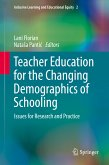 Teacher Education for the Changing Demographics of Schooling (eBook, PDF)