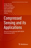 Compressed Sensing and its Applications (eBook, PDF)