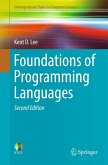 Foundations of Programming Languages (eBook, PDF)