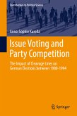 Issue Voting and Party Competition (eBook, PDF)