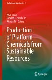 Production of Platform Chemicals from Sustainable Resources (eBook, PDF)