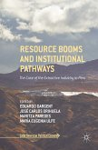 Resource Booms and Institutional Pathways (eBook, PDF)