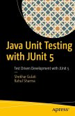 Java Unit Testing with JUnit 5 (eBook, PDF)