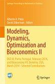 Modeling, Dynamics, Optimization and Bioeconomics II (eBook, PDF)
