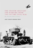 The Spanish Military and Warfare from 1899 to the Civil War (eBook, PDF)