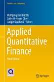 Applied Quantitative Finance (eBook, PDF)