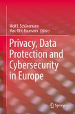 Privacy, Data Protection and Cybersecurity in Europe (eBook, PDF)