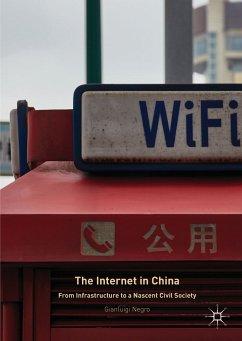 The Internet in China (eBook, PDF) - Negro, Gianluigi