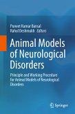 Animal Models of Neurological Disorders (eBook, PDF)