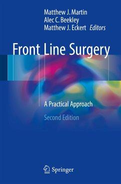 Front Line Surgery (eBook, PDF)