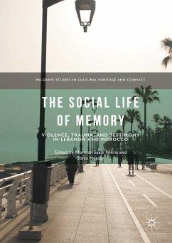 The Social Life of Memory (eBook, PDF)