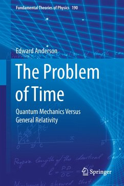 The Problem of Time (eBook, PDF) - Anderson, Edward