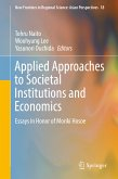 Applied Approaches to Societal Institutions and Economics (eBook, PDF)