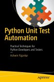 Python Unit Test Automation (eBook, PDF)