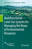 Multifunctional Land-Use Systems for Managing the Nexus of Environmental Resources (eBook, PDF)