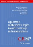 Algorithmic and Geometric Topics Around Free Groups and Automorphisms (eBook, PDF)