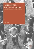 Journalism and Social Media (eBook, PDF)