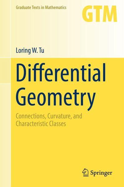 Differential Geometry (eBook, PDF)