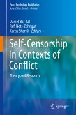 Self-Censorship in Contexts of Conflict (eBook, PDF)