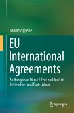 EU International Agreements (eBook, PDF)
