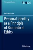 Personal Identity as a Principle of Biomedical Ethics (eBook, PDF)