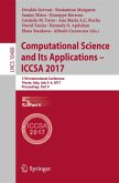 Computational Science and Its Applications - ICCSA 2017 (eBook, PDF)