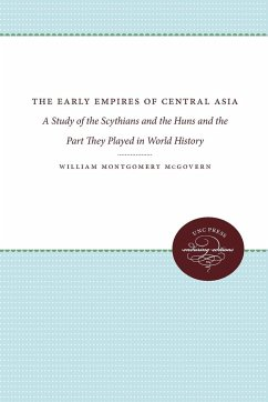 The Early Empires of Central Asia