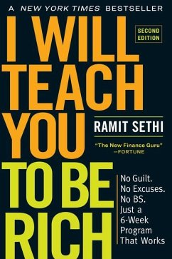 I Will Teach You to Be Rich - Sethi, Ramit