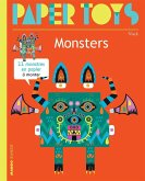 Paper Toys - Monsters (New Ed.)