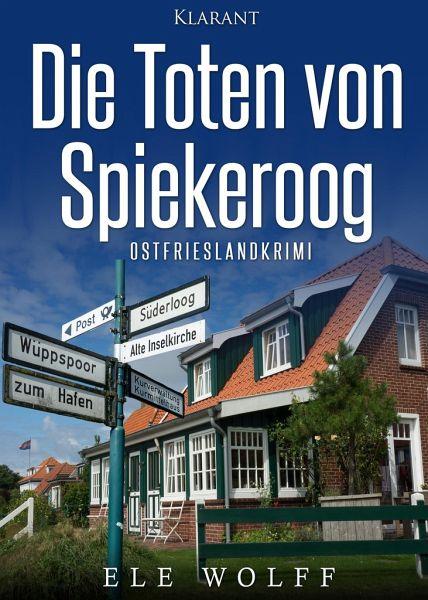 Buch-Reihe Janneke Hoogestraat ermittelt