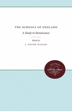 The Schools of England: A Study in Renaissance