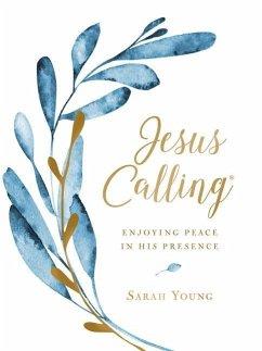 Jesus Calling (Large Text Cloth Botanical Cover) - Young, Sarah