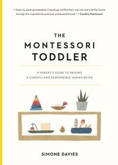 Montessori Toddler - Davies, Simone